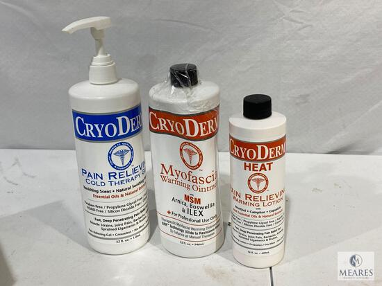 CryoDerm Pain Therapy and Warming Lotion