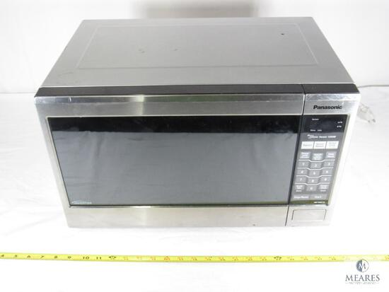 Panasonic The Genius Sensor Microwave