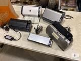 Lot of Five Scanners