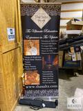 32 x 82 Trade Show Banner Display