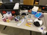 Assortment of Manicure/Pedicure Items
