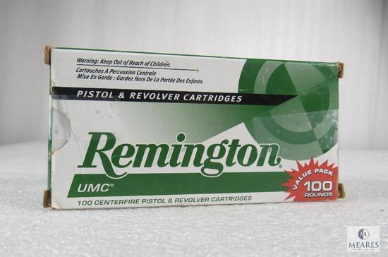 100 Rounds Remington UMC .45 Auto 230 Grain JHP Ammo