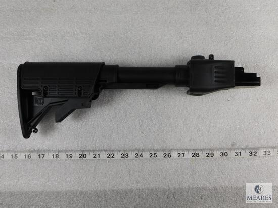 ATI Tactical AK Folding & Sliding Stock Black