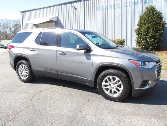 One-Owner 2018 Chevrolet Traverse