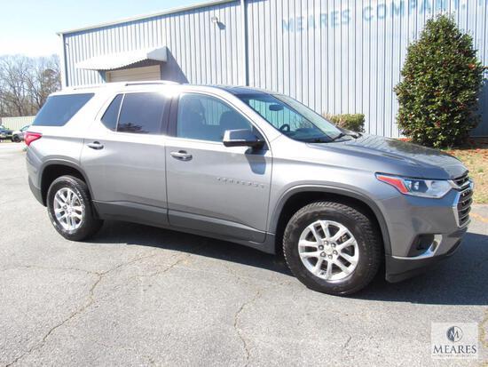 2018 Chevrolet Traverse Multipurpose Vehicle (MPV)