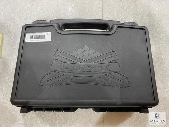 PSA Single Pistol Hard Case