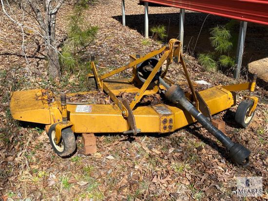 """Woods RM660 Rotary Mower 66"""" Deck - Three-Point Hitch"""
