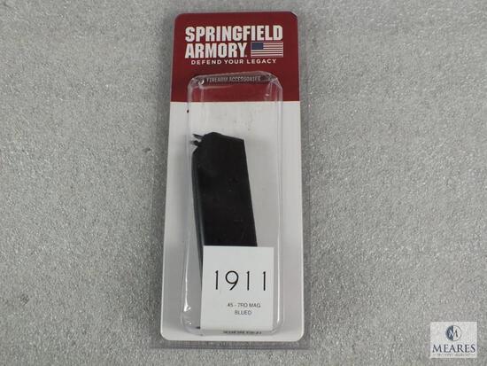 New Springfield 1911 .45 acp pistol magazine