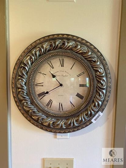 Decorator Quality Wall Clock
