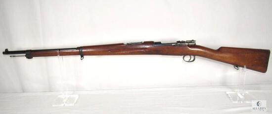 Carl Gustafs 1906 6.5 Swedish Mauser Bolt Action Rifle