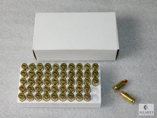 50 Rounds 45 ACP 230 Grain Hp Ammo
