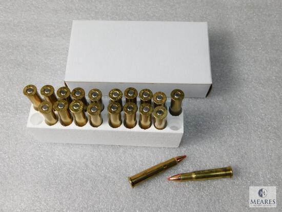20 Rounds 30-30 Win 160 Grain FTX BT Ammo