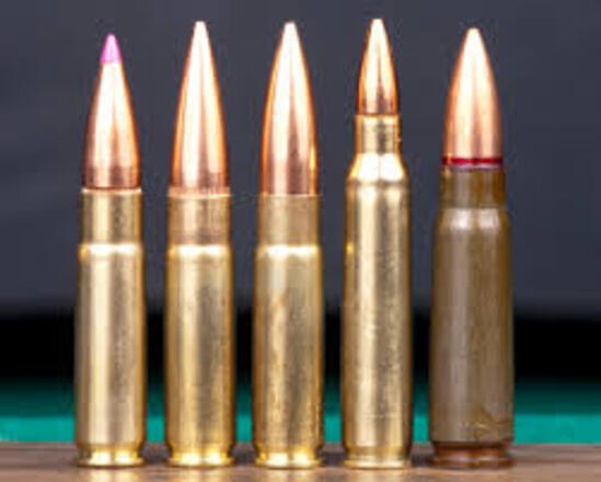 End of March Firearms and Ammunition Auction