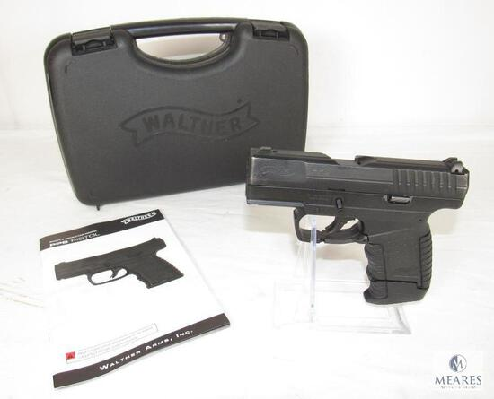Walther PPS 9mm Semi-Auto Pistol