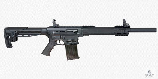 New in the box! Armelegant AMG 4 12 Gauge AR-12 Semi-Auto Shotgun