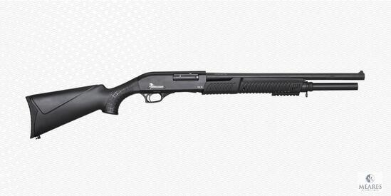 New in the box! Armelegant SLB X1 12 Gauge Pump Action Shotgun