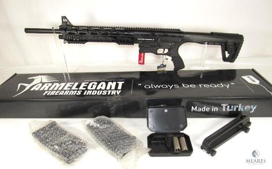 New in the box! Armelegant ANG 10 AR-12 12 Gauge Semi-Auto Shotgun