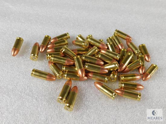 50 rounds New CCI Blazer 9mm ammo. 115 Grain FMJ