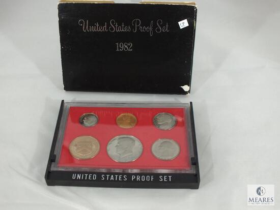1982 Proof Set