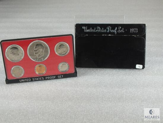 1973 Proof Set