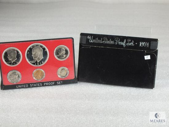 1974 Proof Set