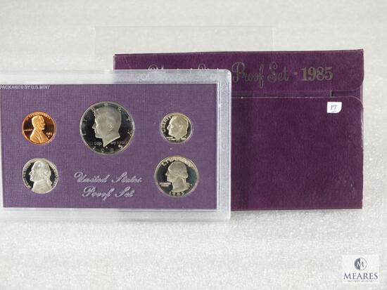 1985 Proof Set