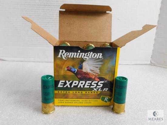"25 Rounds Remington Express XLR 12 Gauge 2-3/4"" 4 Shot Shells"