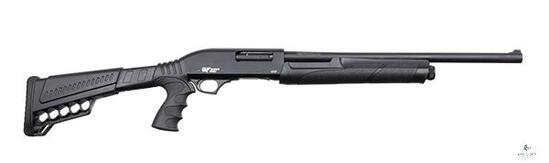 New GForce Arms Tactical GF2P 12 Gauge Pump Action Shotgun