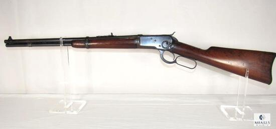 1919 Winchester model 1892 .218 BEE Saddle Ring Lever Action Carbine Rifle