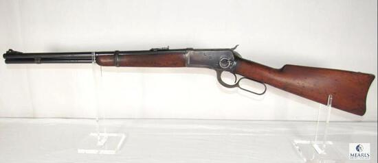 1912 Winchester model 1892 .25-20 WCF Saddle Ring Lever Action Carbine Rifle