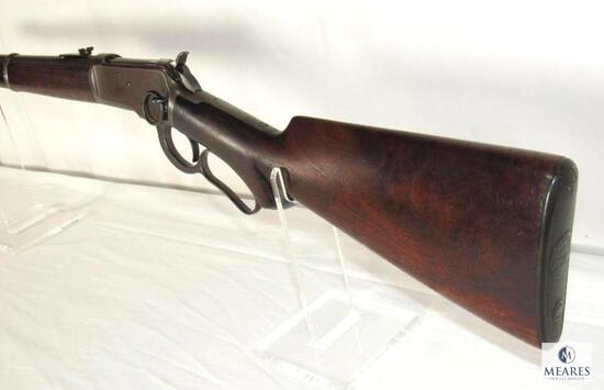 1911 Winchester model 1892 .38 WCF Saddle Ring Lever Action Carbine Rifle Custom