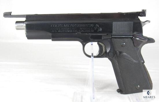 1978 Colt MK / IV Series 70 Government Model .45 ACP 1911 Semi-Auto Pistol Enhanced