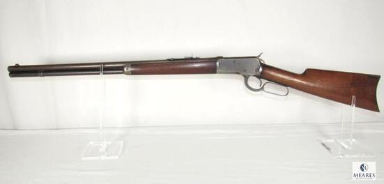 1907 Winchester 1892 .38 WCF Lever Action Sporting Rifle