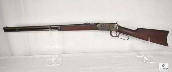 1902 Winchester model 1894 .38-55 Extra Lightweight Lever Action Sporting Rifle