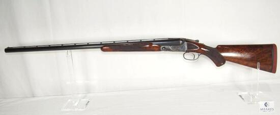 Beautiful Parker Bros Double Barrel Shotgun 12 Gauge