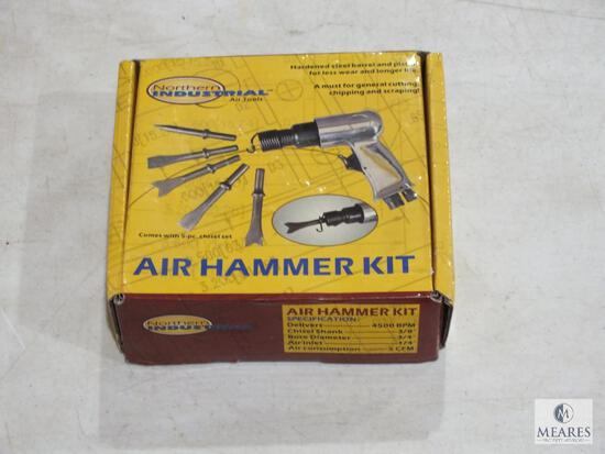 New Northern Industrial Pneumatic Air Hammer Kit