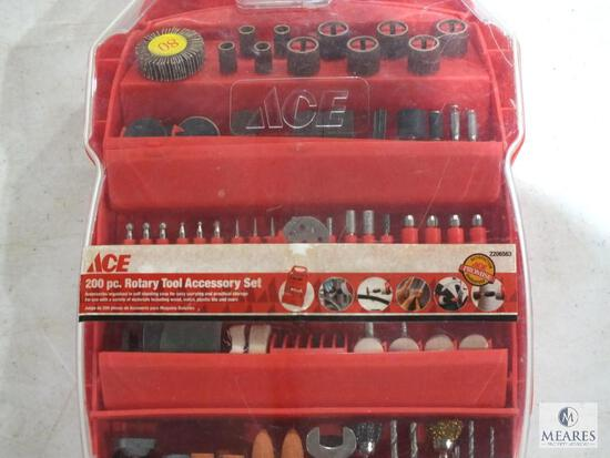 Ace Hardware Rotary Tool Accessory Set (Approximately 100 pieces)