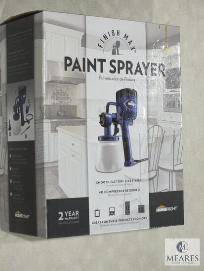 New Home Right Finish Max Paint Sprayer