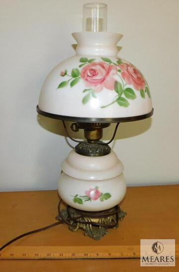 Vintage Electric Oil Style Lamp
