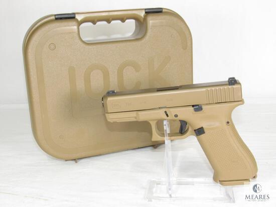 New Glock 19X 9mm FDE Semi-Auto Pistol
