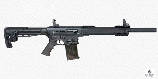 New in the box! Armelegant AMG 4 12 Gauge AR-12 Semi-Auto Shotgun