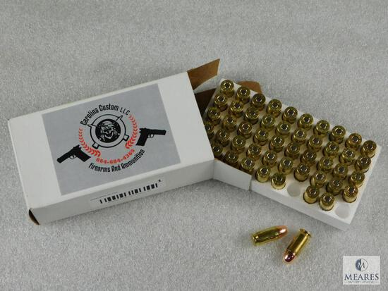 50 Rounds 45 ACP 230 GR FMJ