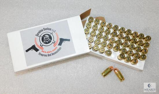 50 Rounds 45 ACP 200 GR FMJ