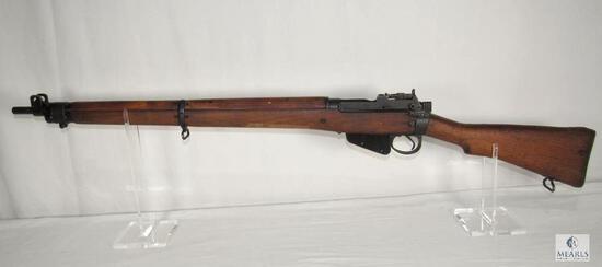 1942 ROF Lee Enfield No.4 MK1 .303 British Wartime Bolt Auto Rifle