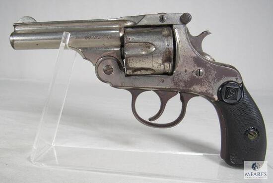 Harrington & Richardson Model 1 Ejecting .32 S&W Top Break Revolver