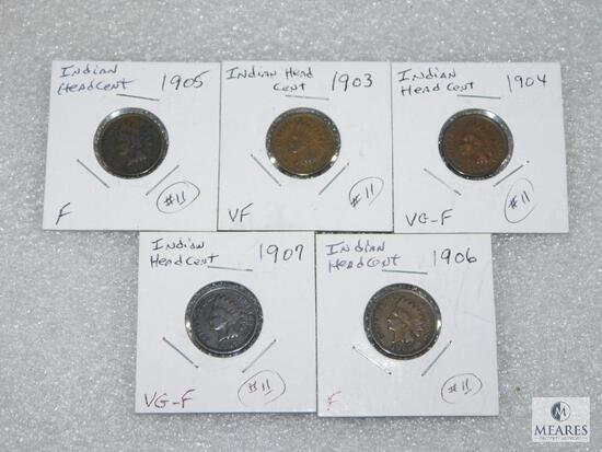 Indian Head Cent Lot