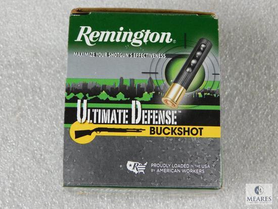 "15 Rounds Remington .410 Gauge Buckshot. 3"" 000 Buck."