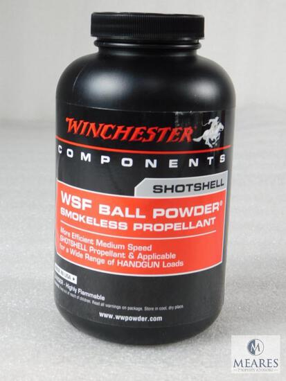 New 1 Pound Winchester Super Field Powder For Reloading