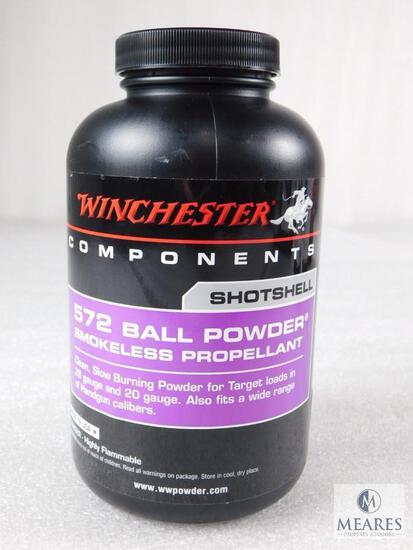 New 1 Pound Winchester 572 Shotgun Powder For Reloading