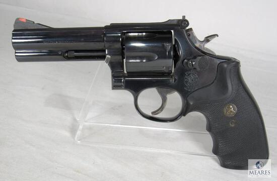 Smith & Wesson 586 .357 Magnum Revolver